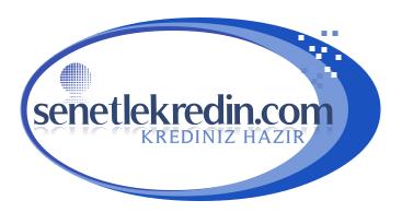 senetle kredi.com