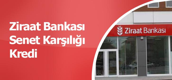 Ziraat-Bankası-Senet-Karşılığı-Kredi